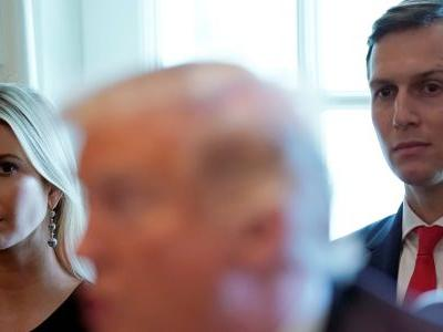 Ivanka Trump and Jared Kushner were repeatedly rejected when they tried to fly on Air Force planes,so they found a workaround