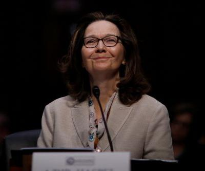 Gina Haspel confirmed as first woman to run CIA