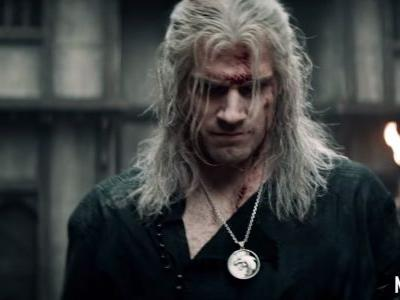 Netflix Unleashes The First Badass Trailer For THE WITCHER with Henry Cavill