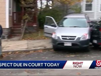 Man accused of stealing pickup, striking police officer due in court