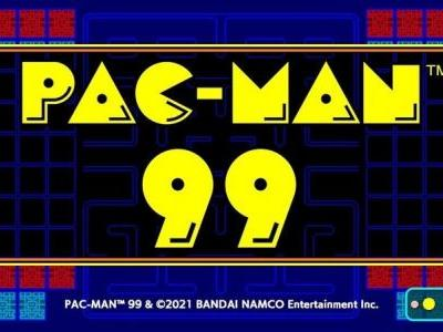 Pac-Man 99 for Nintendo Switch impressions: Pac-Man fever for the battle royal generation
