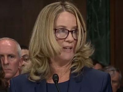 Christine Ford's Ex-Boyfriend Alleges She Coached Friend on Polygraphs, After She Told Congress She 'Never' Did