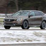 2017 Volvo V60 Cross Country T5 Drive-E AWD - Instrumented Test