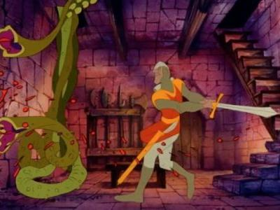 Switch Getting Dragon's Lair Trilogy