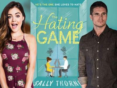 Hating Game Rom-Com Movie Adaptation Casts Lucy Hale & Robbie Amell