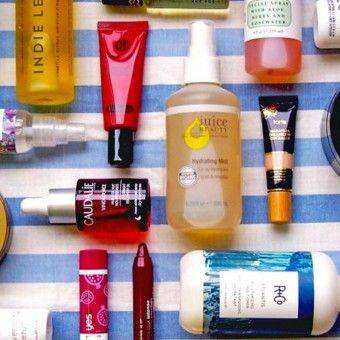 What Those All-Natural Cosmetics Symbols Actually Mean