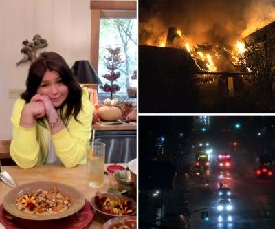 Rachael Ray felt 'guilty and grateful' after her New York house burned down