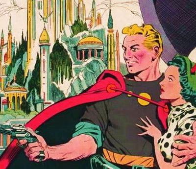 Taika Waititi Boards Fox's Flash Gordon Animated Movie!