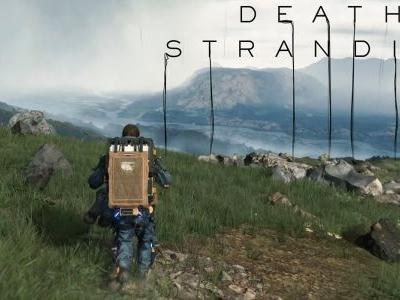 Death Stranding Features Geoff Keighley Cameo | Game Rant