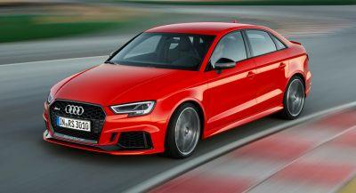 400 HP Audi RS3 Sedan To Retail From $62,900 In Canada