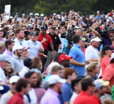 Tiger Woods' first win in five years feels like a new beginning, not the end