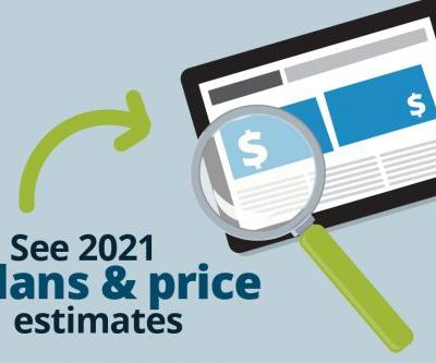 Preview 2021 plans & prices today!