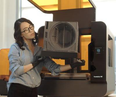 """Formlabs Makes Inroads in """"Hype-Driven"""" Sector With New 3D Printers"""