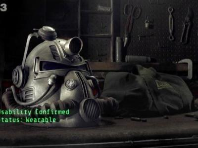 Fallout 76 collector's edition features a wearable T-51 Power Armor Helmet and glow-in-the-dark map