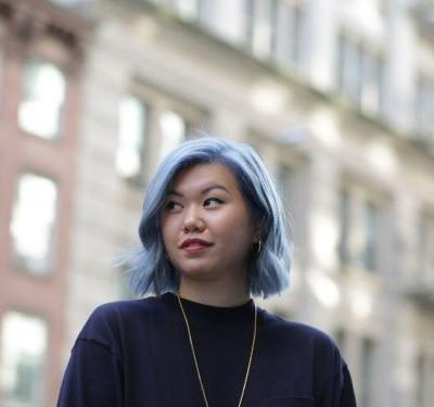 I Got The Latest It Girl Hair Color - & Here's How It Looks