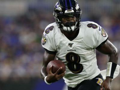 Ravens QB Lamar Jackson confident he's 'fixed' ball security issues