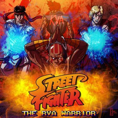 Street Fighter: The RVA Warrior fan-made tribute album showcases Richmond's hip-hop talent