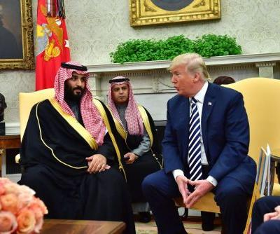 Republican Lawmakers Condemn Trump's 'Saudi Arabia First' Statement: 'What is Becoming of America?'
