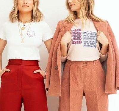32 billion new garments are produced for the US market every year, and 64% end up in landfills - here's how an online thrift store is trying to change that