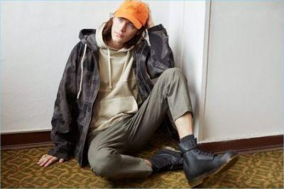 Jaco van den Hoven Embraces Street Style for Reserved Spring '17 Outing