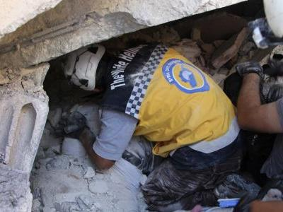 Syrian group: Death toll in blast in rebel town rises to 67