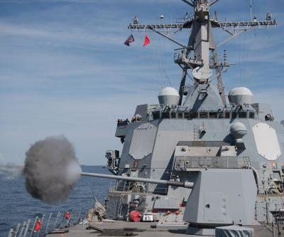 The US Navy has reportedly fired new hypervelocity railgun rounds out of 40-year-old deck guns - here's why