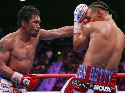 Pacquiao vs. Thurman results: Twitter reacts to Manny Pacquiao's stellar performance vs. Keith Thurman