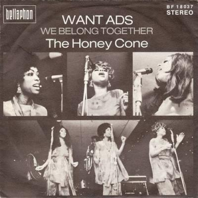 """The Number Ones: The Honey Cone's """"Want Ads"""""""