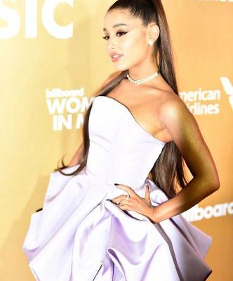 Ariana Grande's Reaction To Her London Wax Figure Will Have You LOLing