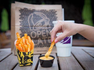 Taco Bell Has Already Sold 53 Million Orders of Nacho Fries