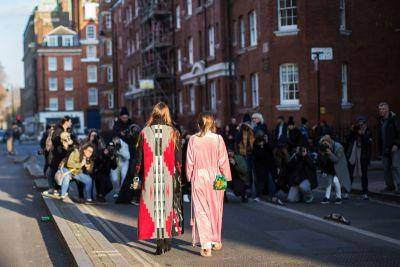 The Best Street Style Looks From London Fashion Week Fall 2017