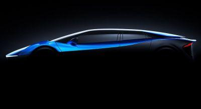 Elextra's Four-Door Electric Supercar Heading To Geneva At Warp Speed