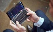 Astro Slide 5G Transformer smartphone comes with a slide QWERTY keyboard