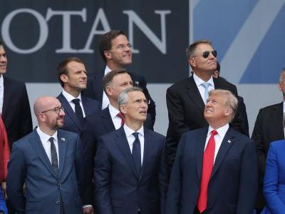 NATO allies are talking about breaking away from the US, but Trump isn't their only problem
