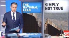 Jake Tapper Debunks As 'Lying' Trump's El Paso Border Wall Claims