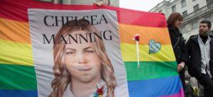 Amid a hush of security, Chelsea Manning to be freed from prison