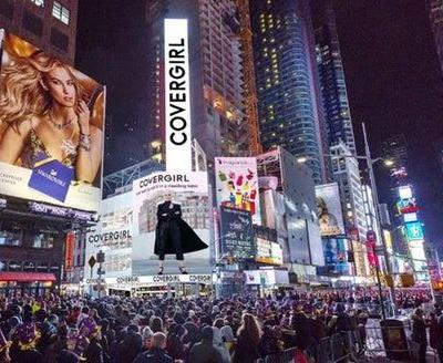 Where Will CoverGirl's Flagship Store Be Located? Get Ready To Spend All Your Money Soon