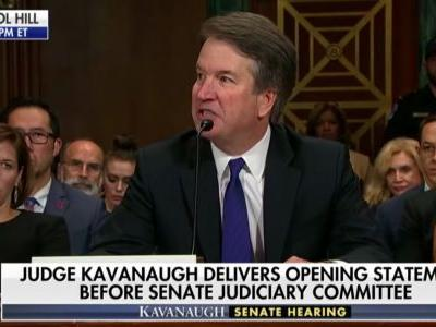 Fox News Scores Monster Ratings For Kavanaugh-Ford Hearing, With Hannity Hitting 5.8 Million