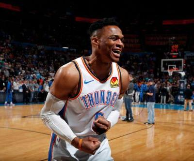 'That's for Nipsey': Russell Westbrook Delivers 20-20-21 Performance