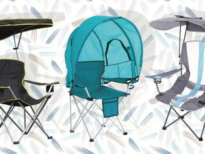 The 4 Best Beach Chairs With Canopies