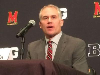 University of Maryland football coach D.J. Durkin placed on leave