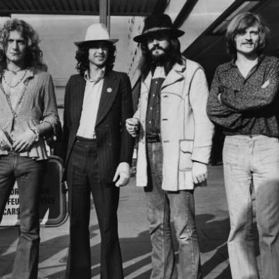 """Led Zeppelin Will Face New Trial Over """"Stairway"""" Copyright"""