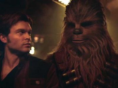 Han Learns Chewie's Name In New Solo TV Spot