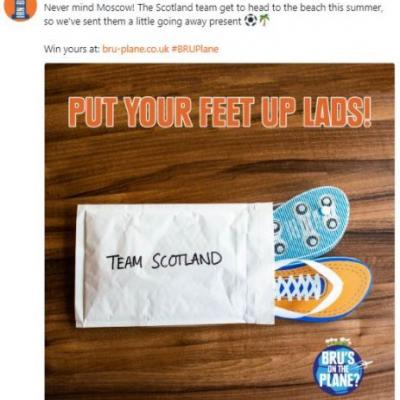 Brands That Are Rocking The 2018 World Cup On Twitter