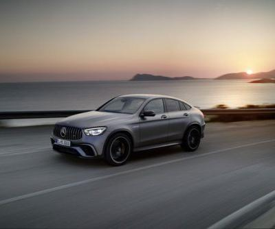 Mercedes AMG GLC 63 and GLC 63 S available in the UK for £74,599