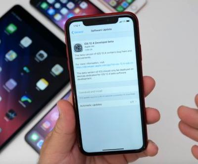 Apple releases iOS 12.4 beta 1
