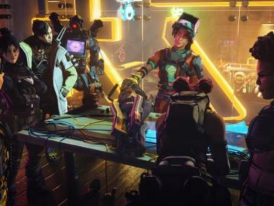 Apex Legends digs in for a new season with new legend Rampart