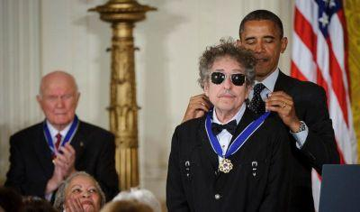 In Slightly Punk Move, Bob Dylan Will Formally Accept Nobel Prize, Won't Deliver Lecture