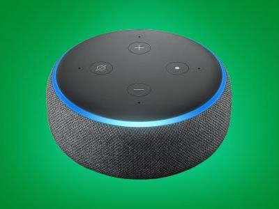 The Echo Dot is down to $24.99 / £22 for Prime Day 2019
