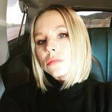 Kristen Bell's Sleek and Short Bob Haircut Makes Me Want to Call My Salon Right Away
